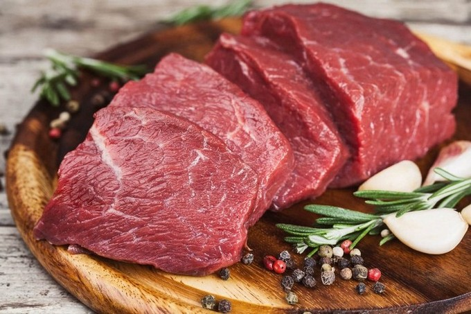 """Если был поставлен диагноз """"анемия"""", нужно есть говядину"""