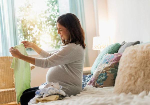 Беременность 40 недель