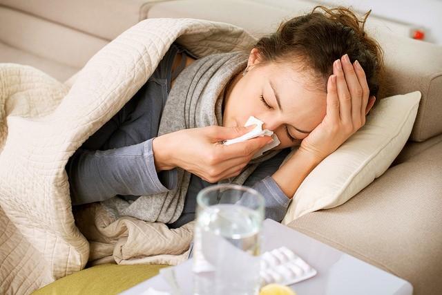 Во время беременности стоит беречь себя от простуд