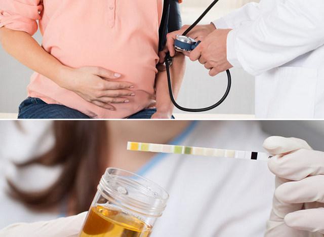 Чем опасен пиелонефрит при беременности