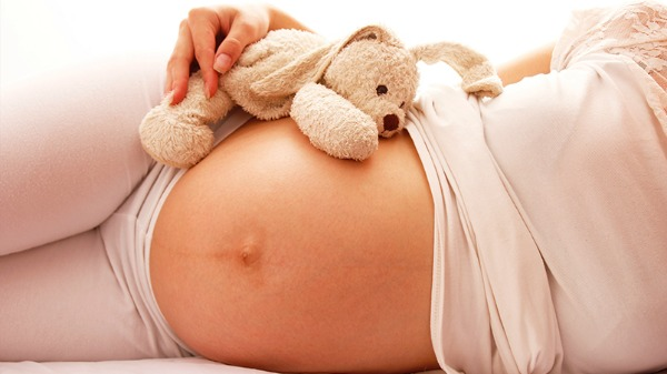 Почему тянет низ живота на 16 неделе беременности