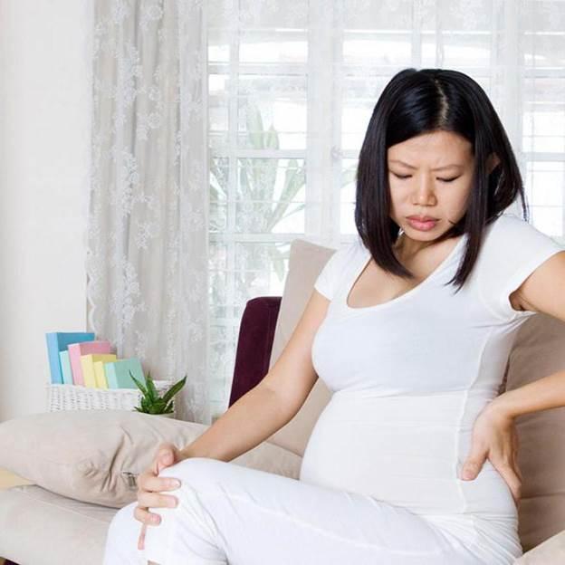 Почему тянет низ живота в 39 недель беременности