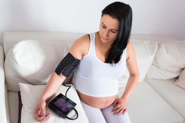 Причины низкого давления у беременной